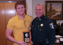 2010 Scholarship Recipient, (Florida) Chris Wood